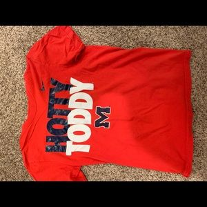 Nike Hotty Toddy Ole Miss shirt